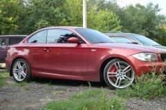 BMW E82 120d тормозная система XYZ перед 355mm, зад 355mm