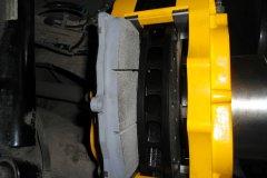BMW X6. Тормозная система XYZ на передней и задней осях 400мм-380мм
