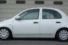 Nissan Micra K12. Подвеска XYZ Super Sport.