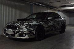 Subaru Legacy B4 Подвеска XYZ Super Sport