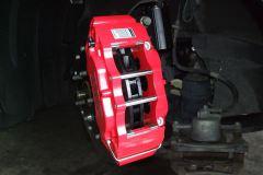 Toyota Camry ACV40. Тормозная система XYZ.