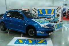 xyz-racing.ru на Тюнинг Шоу 2011