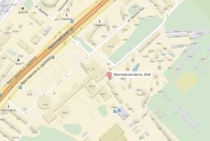 новый офис ярославское шоссе д26к6