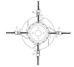 Установка новых тормозных дисков XYZ-Racing