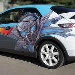 Honda Civic. XYZ Super Sport