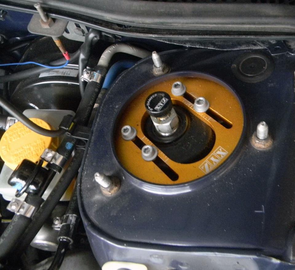 подвеска Subaru Legacy