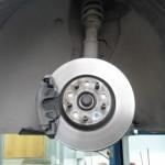 Volkswagen Scirocco 2.0. Тормоза XYZ+Подвеска XYZ Super Sport.