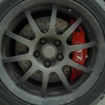 Volkswagen Scirocco 2.0. Тормоза XYZ+Подвеска XYZ Super Sport