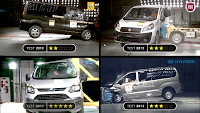 Euro NCAP разбил 4 новых семейных авто