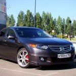 Honda Accord 8. Тормозная система XYZ 330mm на передней оси-3