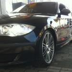 BMW 1 series E81_E87. Подвеска XYZ SS