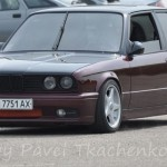 BMW 318 e30 Coupe. Подвеска XYZ Super Sport