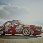 BMW 534 e28. Подвеска XYZ Super Sport