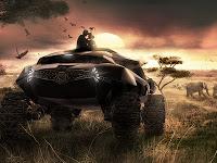 Volkswagen  2035 Zaire Concept