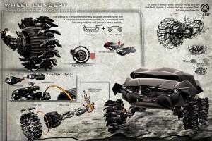 Volkswagen  2035 Zaire Concept 2