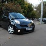 Nissan Micra (K12) XYZ SS