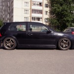 Volkswagen Golf GTI_XYZ SS
