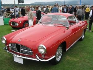 Alfa Romeo 1900 SS Ghia coupe 1954г.в