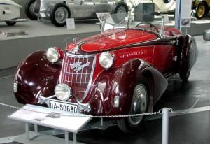 Alfa-Romeo 6C Gran Sport 1931г.в