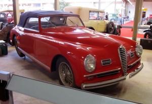 Alfa Romeo 6S 2500ss