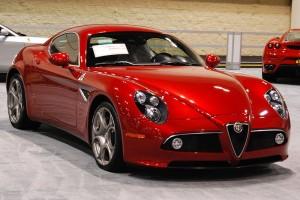 Alfa Romeo AR8C-Competizione