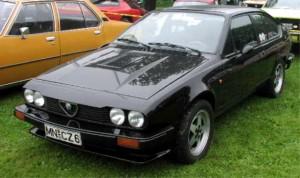 Alfa-Romeo GTV Coupe
