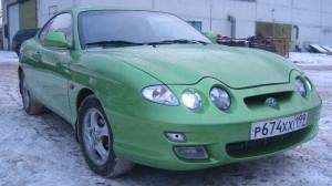 Hyundai Coupe (RD). Подвеска+ тормоза XYZ.