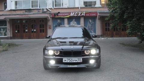 BMW e32 тормоза XYZ