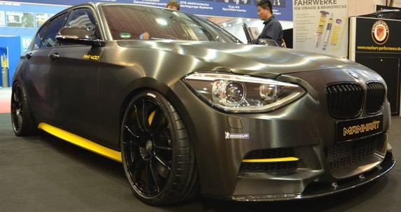 BMW 135i тормоза подвеска