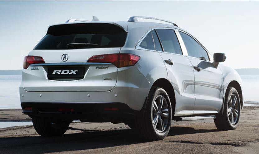 Кроссовер Acura RDX