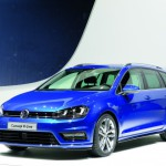Golf Variant R-Line sports