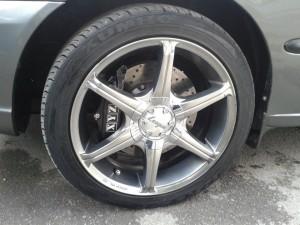 Hyundai Accent XYZ тормоза_10
